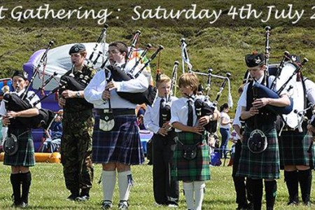 Gairloch Highland Gathering 2015