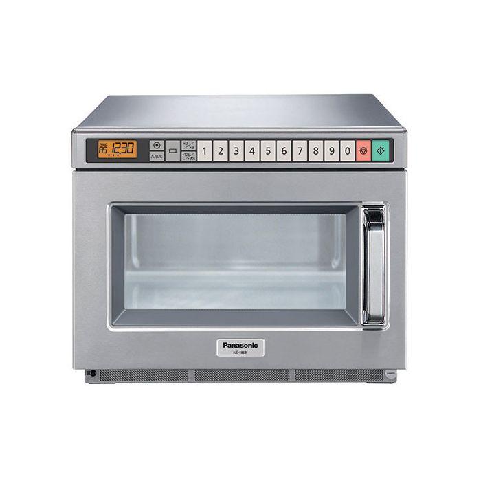 panasonic ne1853 1800w commercial microwave