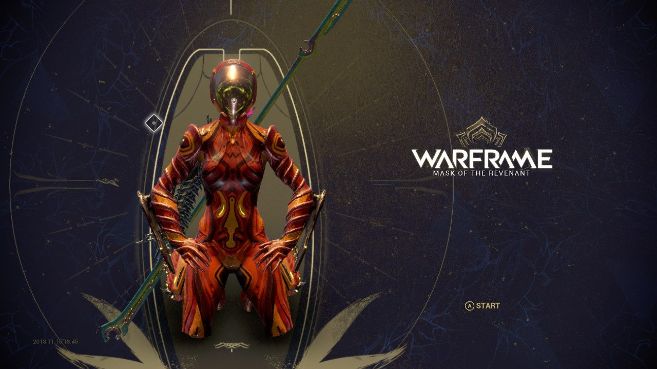 Switch login warframe