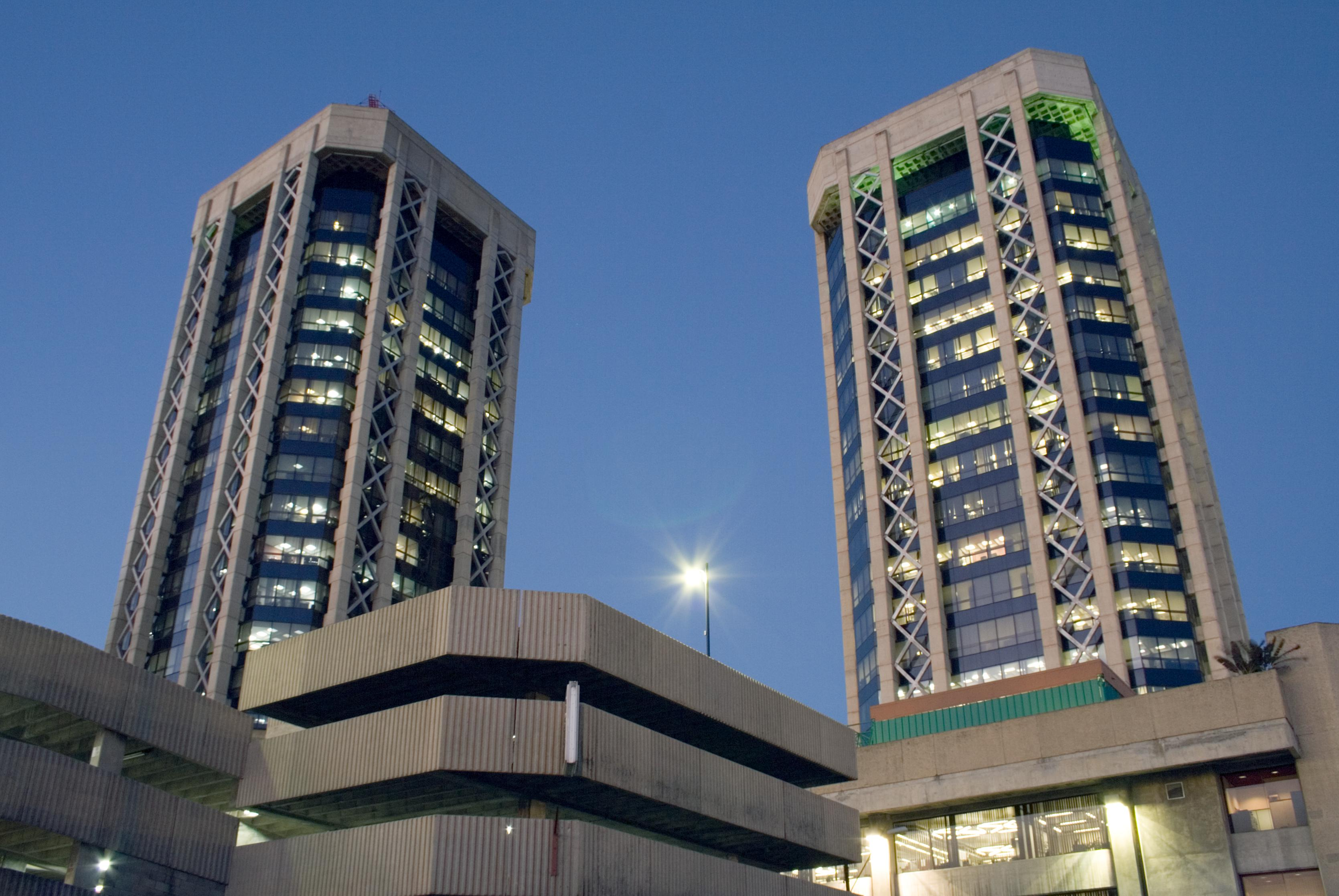 Financial Towers