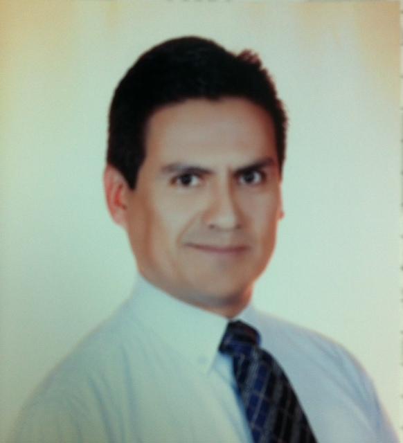 Mtro. Daniel Rodríguez Benavidez