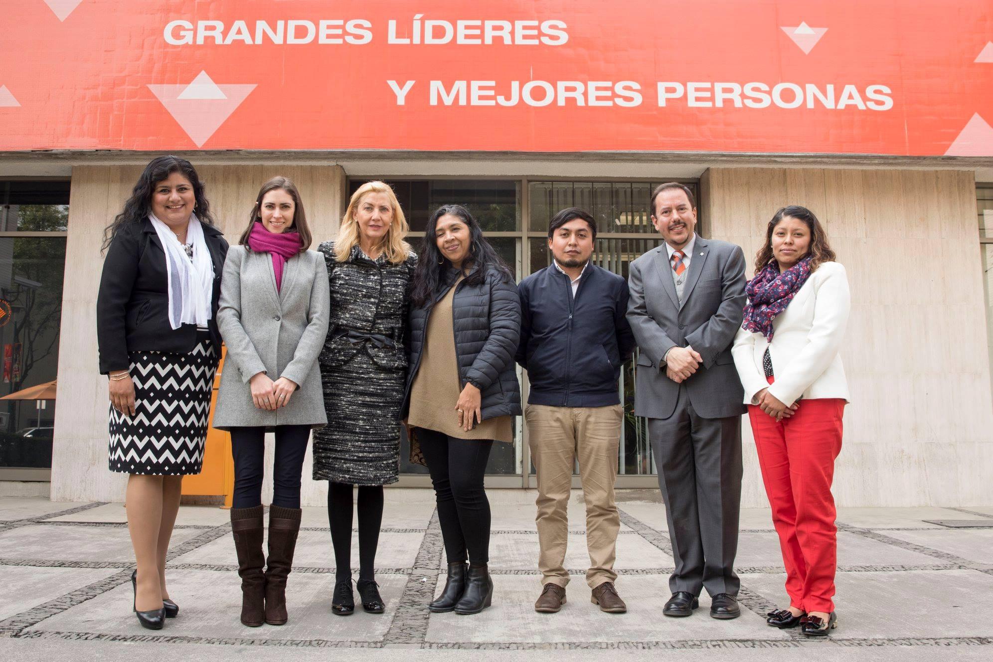 Visita de seguimiento a la Lic. en Pedagogía de la U. Anáhuac