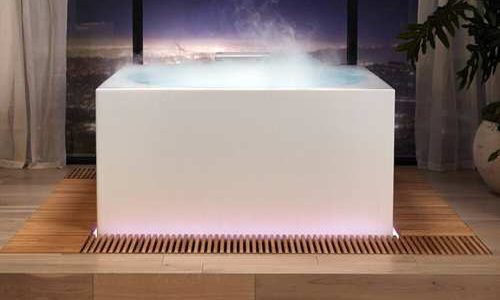 kohler debuts 16 000 smart bathtub