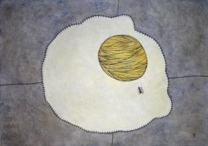 Reggeli, illustration de Tóth Pitya István