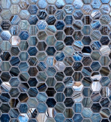 Spa Agate Hexagon Cragrs