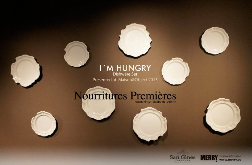I´M HUNGRY at NOURRITURE PREMIERE