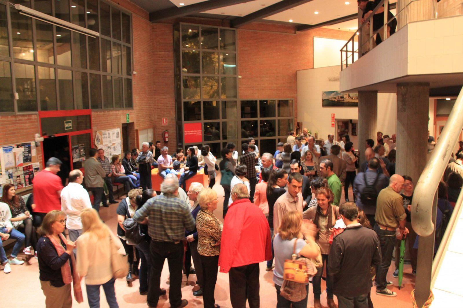 The Algerian Job-exhibition in Talavera