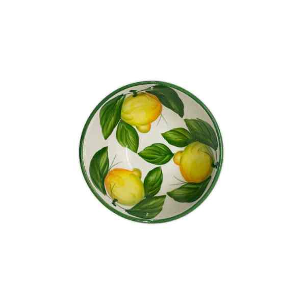 Insalatiera Limoni 17x8 cm