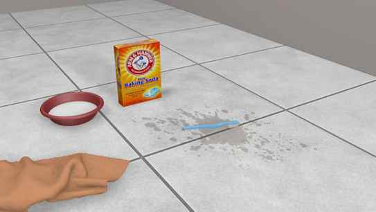 How to clean ceramic tile floors