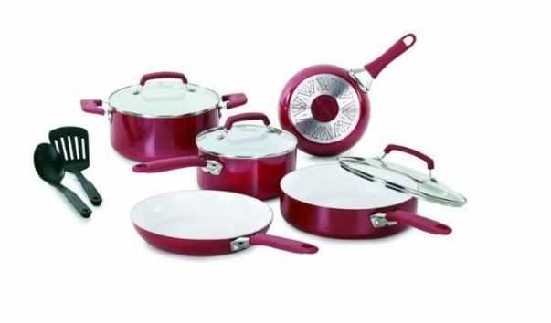 WearEver pure living Nonstick frying pan