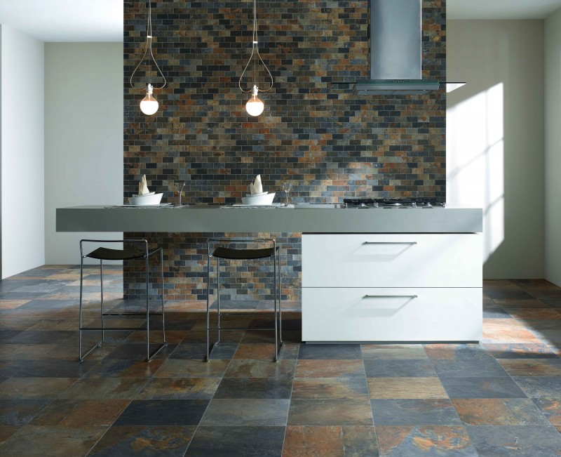 natural slate ceramic tileworks