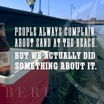 NO SANDY BEACH - Abita Amber