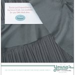 Young's Dry Cleaning - Advertisement