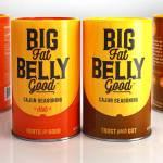Cerberus - Big Fat Belly Good - Packaging