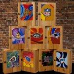 Cerberus - NFL Super Bowl - Bid Box Design