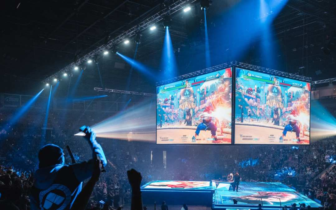 EVO 2018 – Dragon Ball FighterZ e Street Fighter V