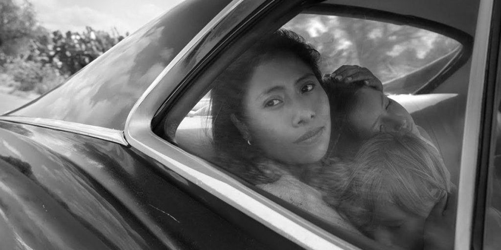 Dal film Roma di Alfonso Cuaron