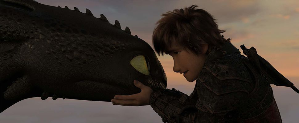 Dragon Trainer 3: eh.