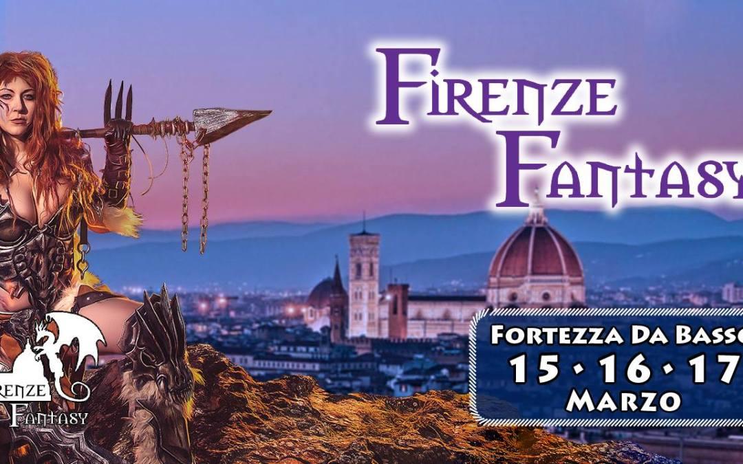 Firenze Fantasy, Unicorni e Dadi.
