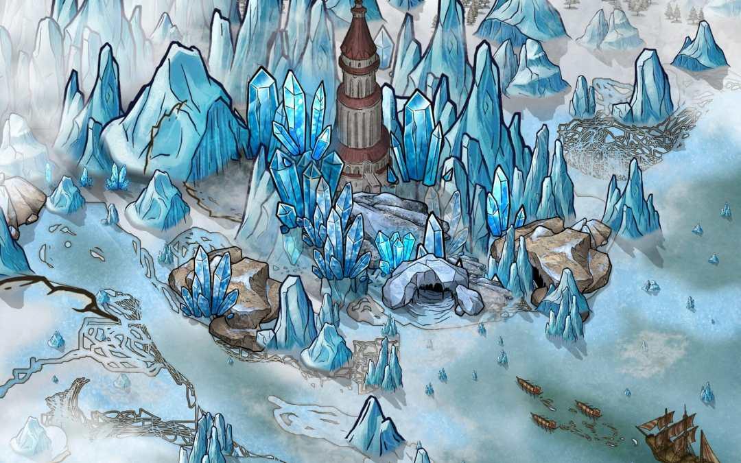 Il ghiaccio scende su Inkarnate