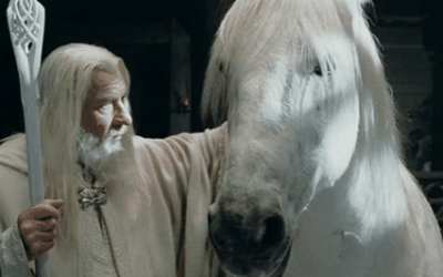 GAME OF THRONES – Teorie sul cavallo bianco