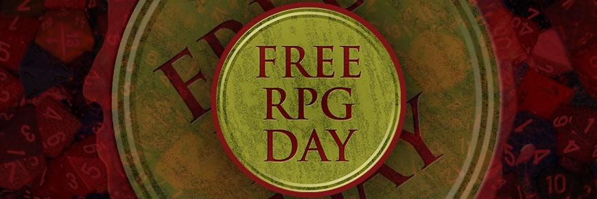 Free Rpg Day 2019