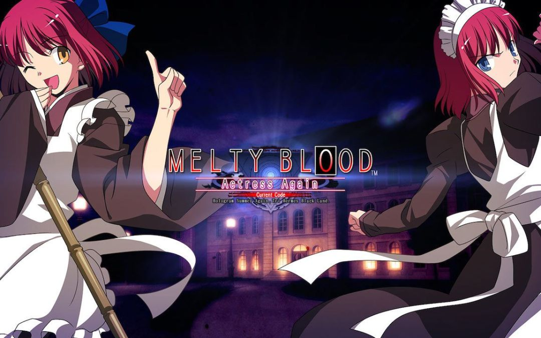 Melty Blood: Spin-off di Tsukihime