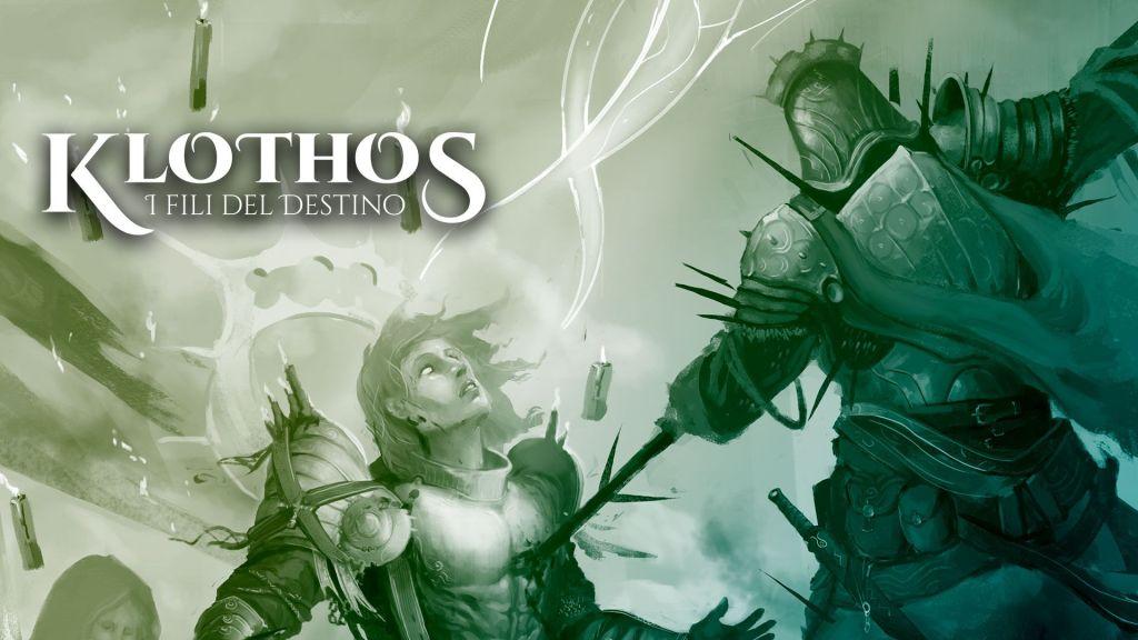 Banner alternativo di Klothos