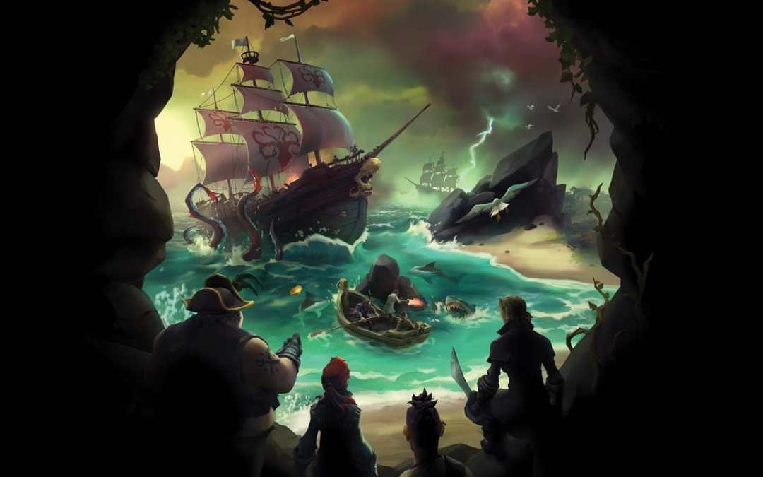Sea of Thieves: Roleplaying Game!