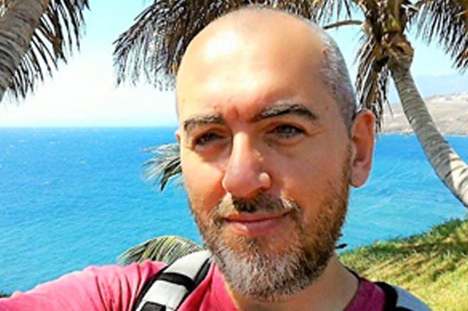 Una foto dell'autore de il Fabbricante di Spettri