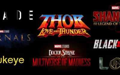 Marvel Cinematic Universe: La Fase 4