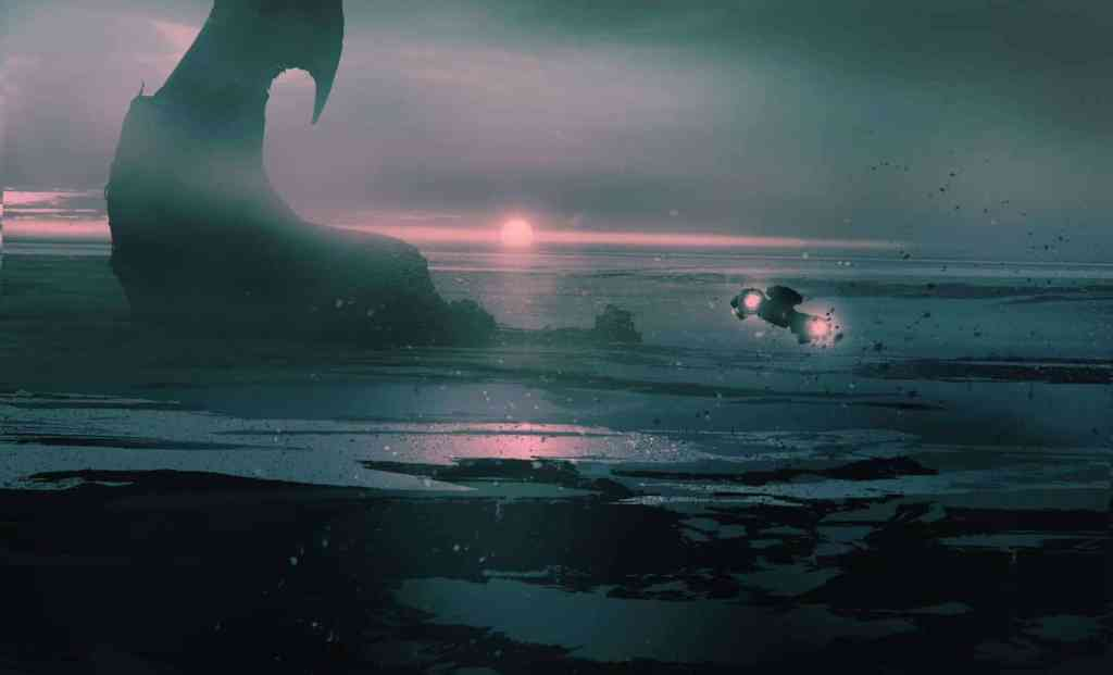 un panorama di Alien