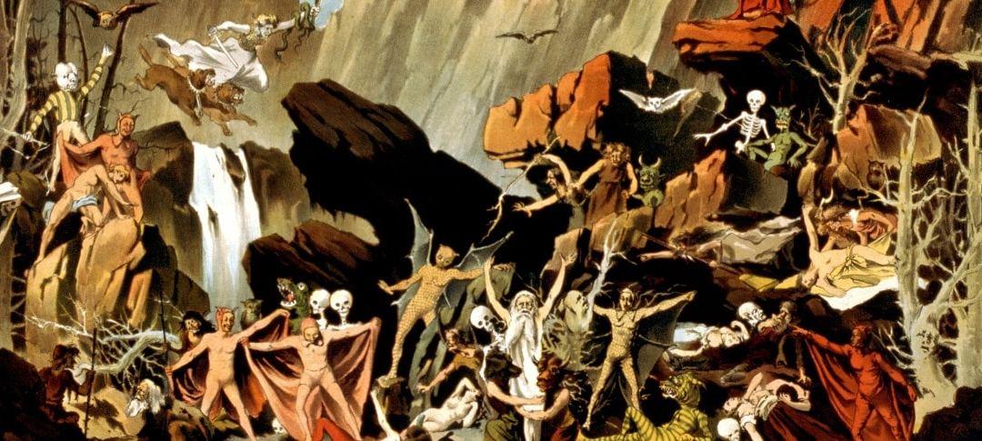 Notte di Valpurga nel Faust