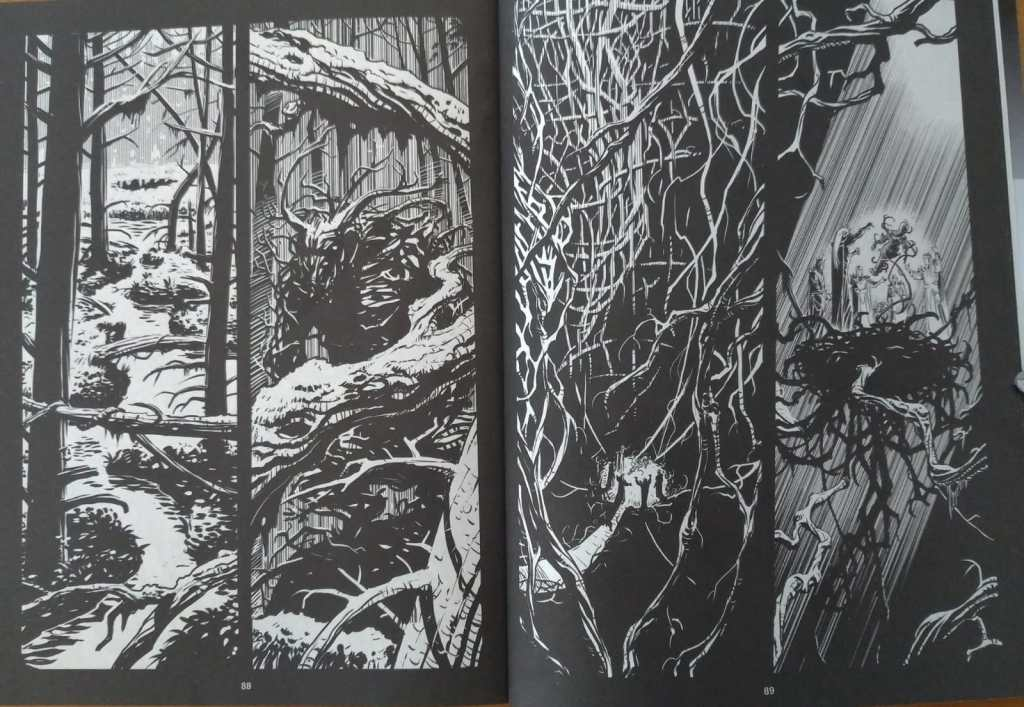 La voce della foresta profonda fornisce cupi spiragli sul futuro dell'Erondár