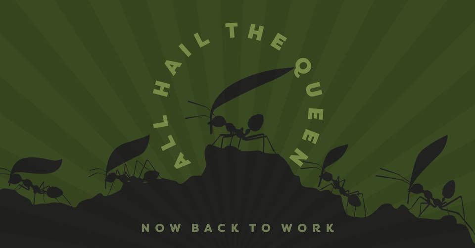 Il gruppo in cui si finge di essere formiche: come funziona e cosa succede?
