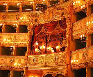 Teatro La Fenice em Veneza