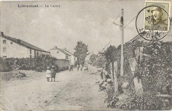 Libramont - Le Centre - Collection Christian Giboux