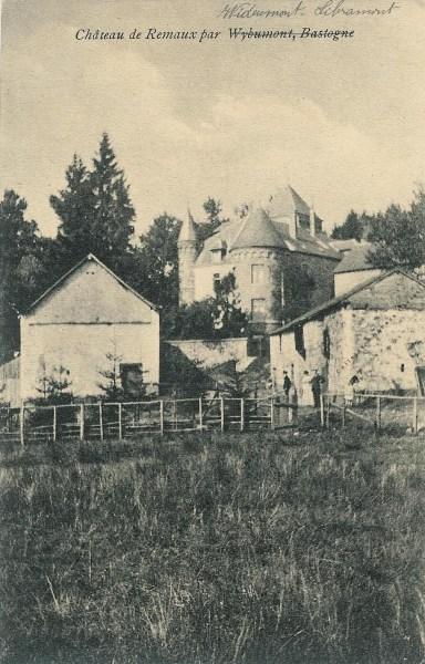 Remaux - Château de Remaux - Collection Christian Giboux