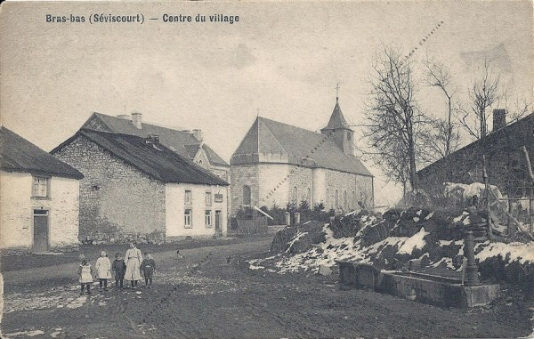 BRAS-BAS - Centre du village