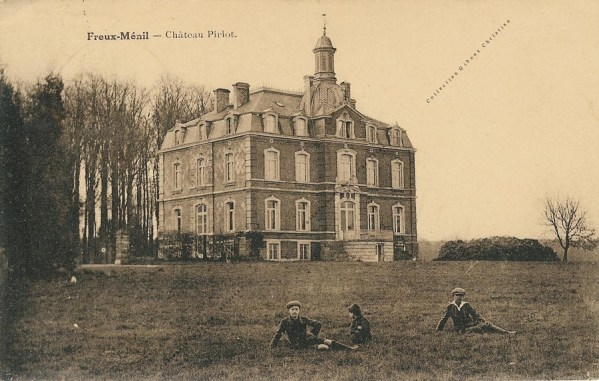 Freux - Château Pirlot - Collection Christian Giboux