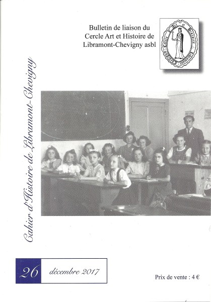 Bulletin de liaison - N°26