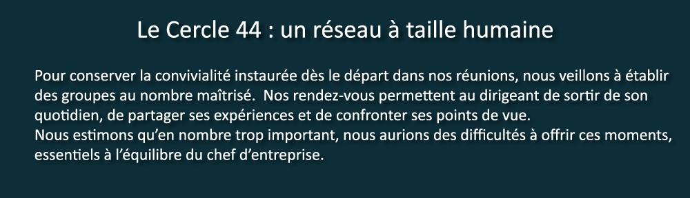 Un réseau d'entrepreneurs performant à Nantes