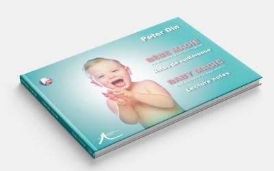 Bébé Magie le nouveau livre de Peter Din