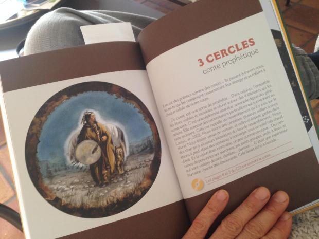 le livre Cercles de tambours le rythme au coeur du soin Alain Désir Ed Vega