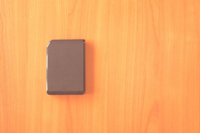Piccolo hard disk