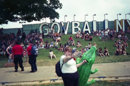 Commandeering Randall's Island: Day 2 of Governors Ball