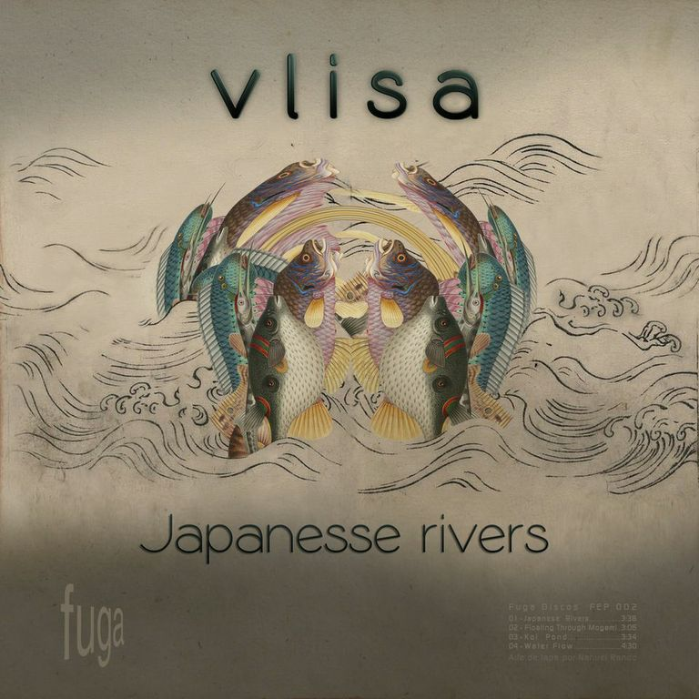 Vlisa: Japanese Rivers