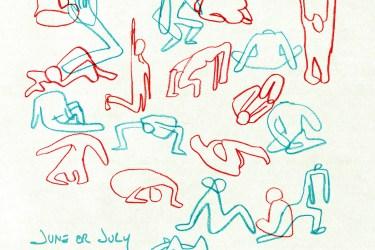 June or July: Volumen 3
