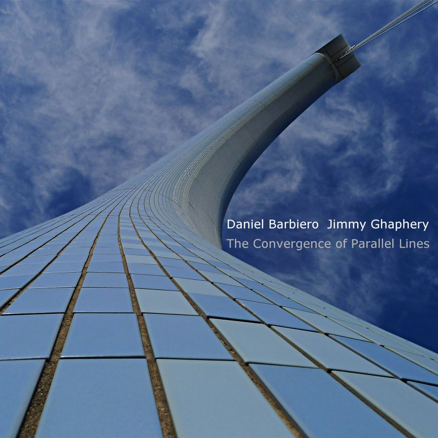 Daniel Barbiero & Jimmy Ghaphery: The Convergence of Parallel Lines