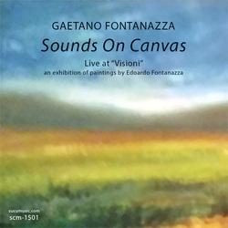 Gaetano Fontanazza: Sounds on Canvas